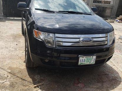 Ford Edge SE 4dr AWD (3.5L 6cyl 6A) 2008 Black for sale