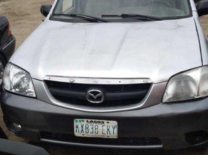 Grey 2005 Mazda Tribute for sale at price ₦750,000 in Lagos