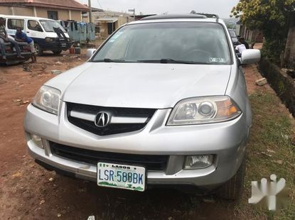 Used 2005 Acura MDX automatic for sale at price ₦1,300,000