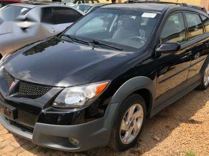 Pontiac Vibe 2005 Black for sale
