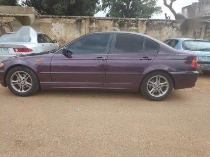 BMW 325i 2002 Purple for sale