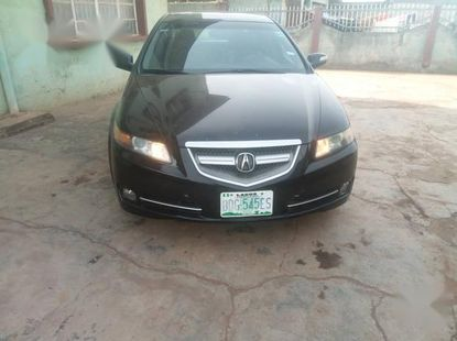 2007 Acura TL automatic for sale at price ₦1,300,000