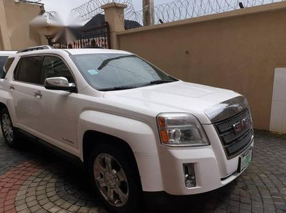 Well maintained 2011 GMC Terrain for sale at price ₦4,000,000 in Lagos