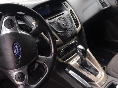 Ford Focus 2012 Silver for sale