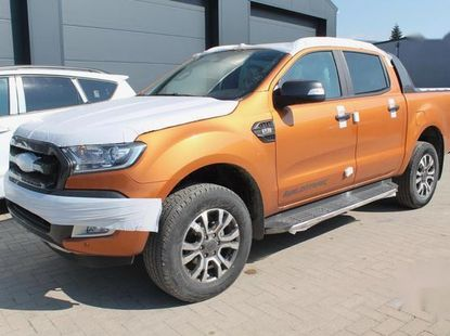Selling 2018 Ford Ranger automatic at mileage 69