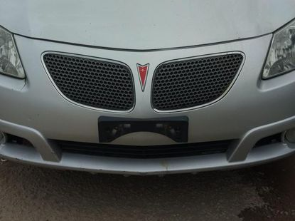 Used 2005 Pontiac Vibe car at attractive price in Lagos