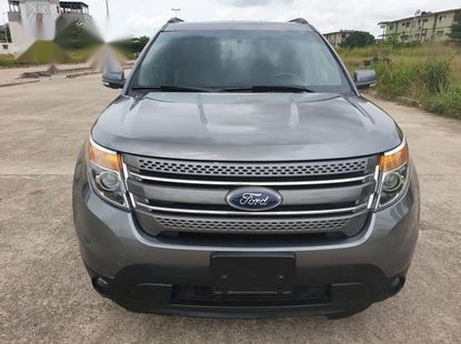 Well maintained 2014 Ford Explorer suv automatic for sale in Lagos
