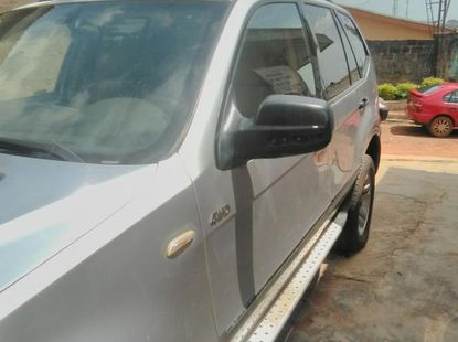 Sell well kept 2008 SsangYong Chairman suv manual at price ₦850,000