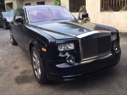 2010 Rolls-Royce Phantom automatic for sale at price ₦82,500,000 in Lagos