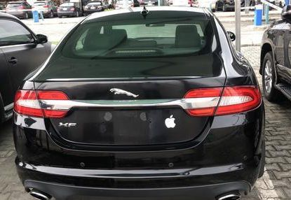 Sell used 2014 Jaguar XF sedan automatic