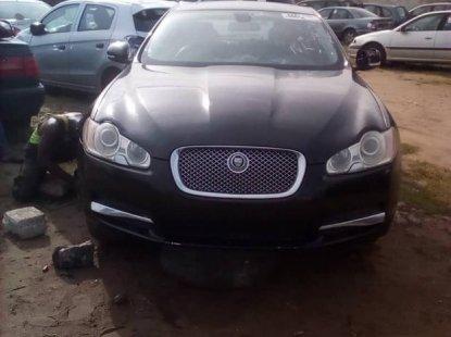 Jaguar XF 2011 Black for sale