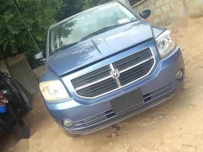 Blue 2007 Dodge Caliber for sale at price ₦1,900,000 in Abeokuta