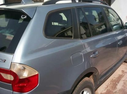 BMW X3 2.5i 2005 Blue for sale