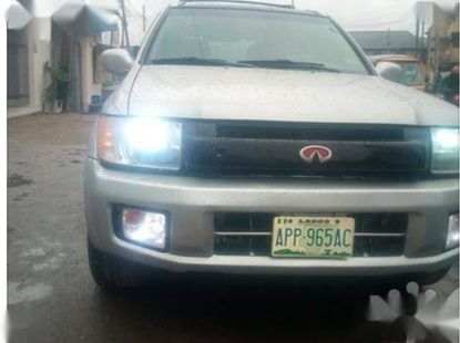 Sparkling used 2002 Infiniti QX at mileage 88,213 in Ikeja at cheap price