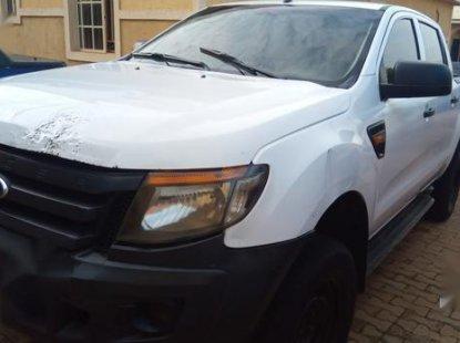 Ford Ranger 2012 White for sale