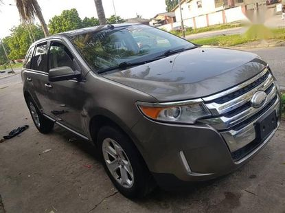 Very sharp neat 2013 Ford Edge for sale in Lagos