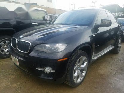Selling 2009 BMW X6 automatic at mileage 70