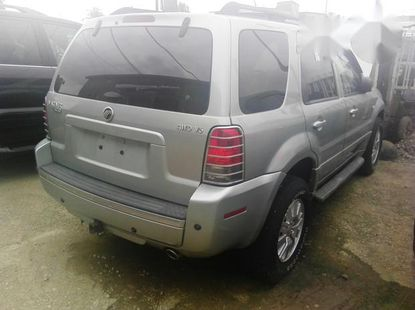 Used 2006 Mercury Mariner suv  automatic car at attractive price