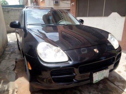Porsche Cayenne 2003 Black for sale
