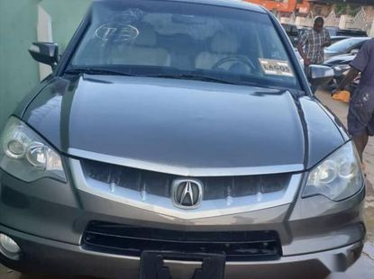 Acura RDX Automatic 2008 Gray for sale