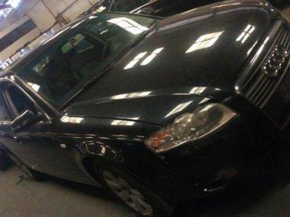 Sell cheap black 2008 Audi A4 sedan automatic at mileage 62
