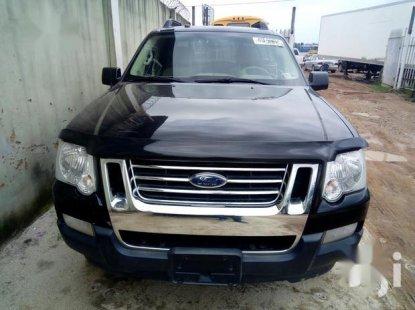 Best priced black 2008 Ford Explorer in Lagos