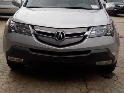 Used 2008 Acura MDX at mileage 56,000 for sale in Ikeja