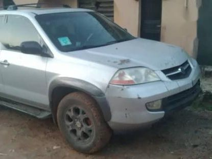 Used 2001 Acura MDX automatic car at attractive price