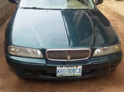 Rover 620i 2003 Green for sale