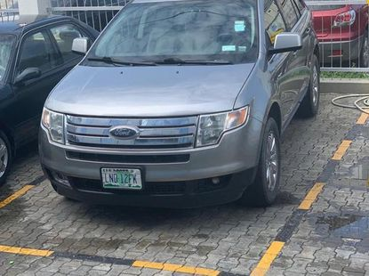 2008 Ford Edge suv  automatic at mileage 103,000 for sale