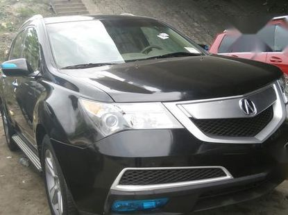 2010 Acura MDX automatic at mileage 52,325 for sale in Lagos
