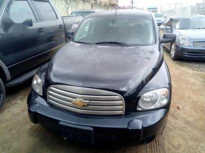 Sell black 2005 Chrysler Panel hatchback at mileage 1 in Lagos