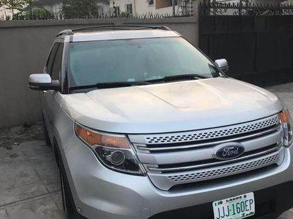 Selling 2011 Ford Explorer in good condition at price ₦6,500,000