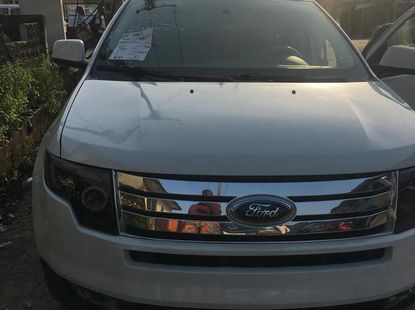 Ford Edge 2010 White for sale