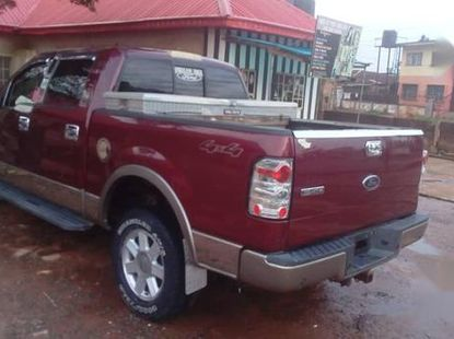 Well maintained 2004 Ford F-150 at mileage 200 for sale