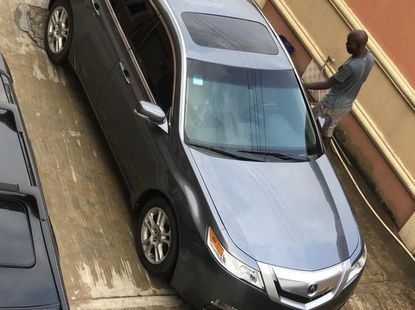 Acura TL 2010 SH-AWD Gray for sale