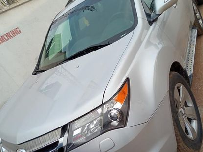 Acura MDX 2008 Silver for sle