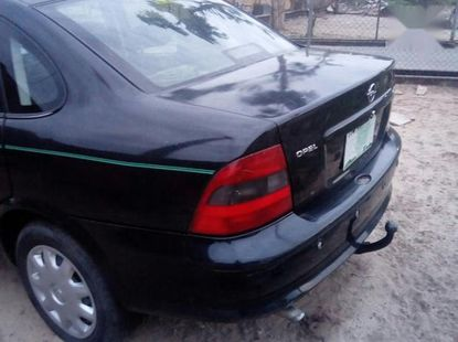 Authentic used 2002 Opel Vectra automatic at mileage 5,000