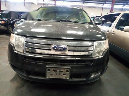 Ford Edge 2007 Gray for sale