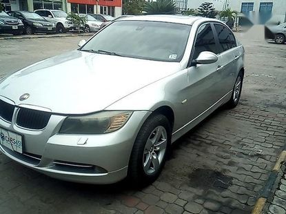 Sell used 2008 BMW 325i automatic at mileage 77,500 in Ikeja