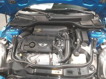 Very sharp neat blue 2013 Mini Cooper for sale in Lagos