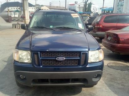 Used 2005 Ford Explorer for sale at price ₦2,500,000 in Lagos