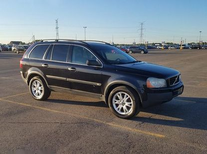 Clean Used Volvo XC90 2006 Blue for sale