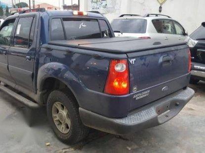 Ford Explorer 2005 Blue for sale