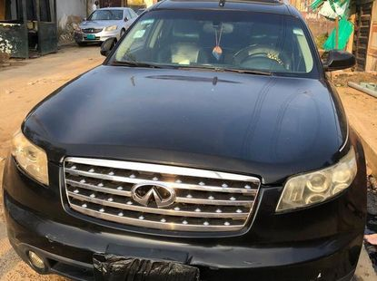 Sell authentic used 2006 Infiniti FX in Lagos