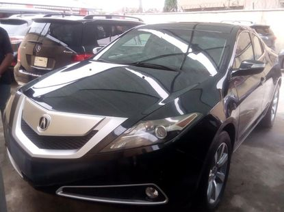 Sparkling cheap used 2011 Acura ZDX automatic at mileage 0