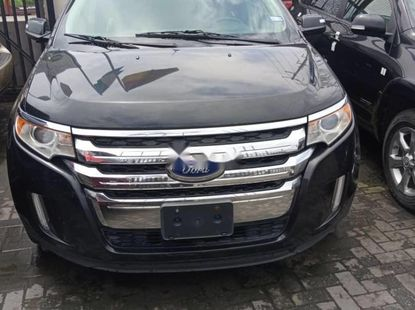 Sell cheap black 2013 Ford Edge suv  automatic in Lagos