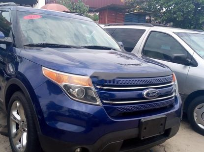 2013 Ford Explorer automatic for sale at price ₦6,600,000
