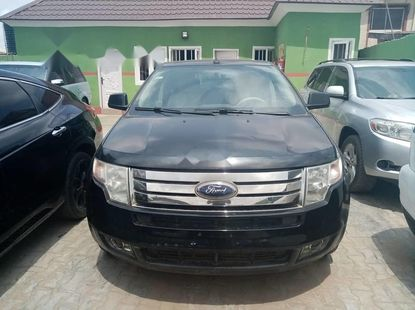 Best priced used 2008 Ford Edge at mileage 42 in Lagos
