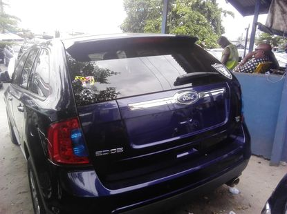 Sell high quality 2008 Ford Edge automatic
